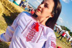 Фото переможниці Ірини Гризодуб