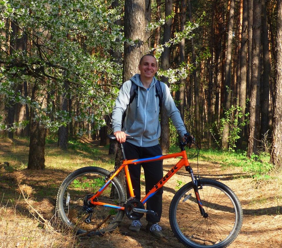 велопробіг від Історико-культурного заповідника