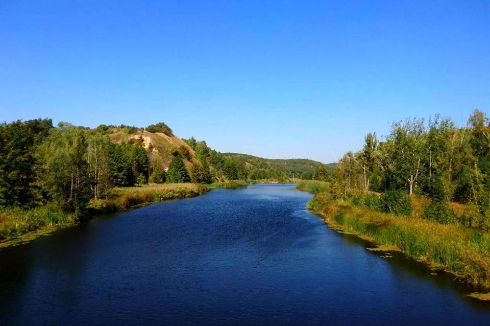 річка Ворскла
