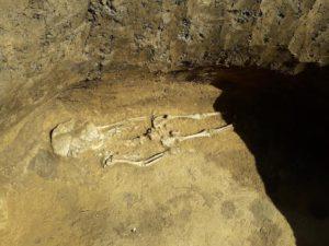 скелет дитини