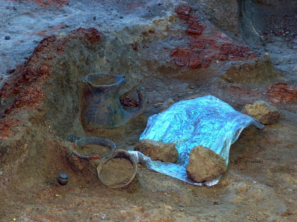 Виставка унікальних артефактів з Більського городища