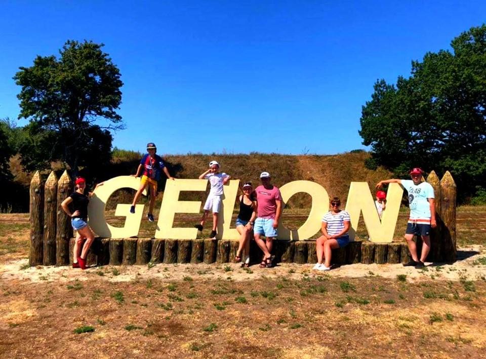 Сімейна веломандрівка – одна із найпопулярніших екскурсій на Більському городищі