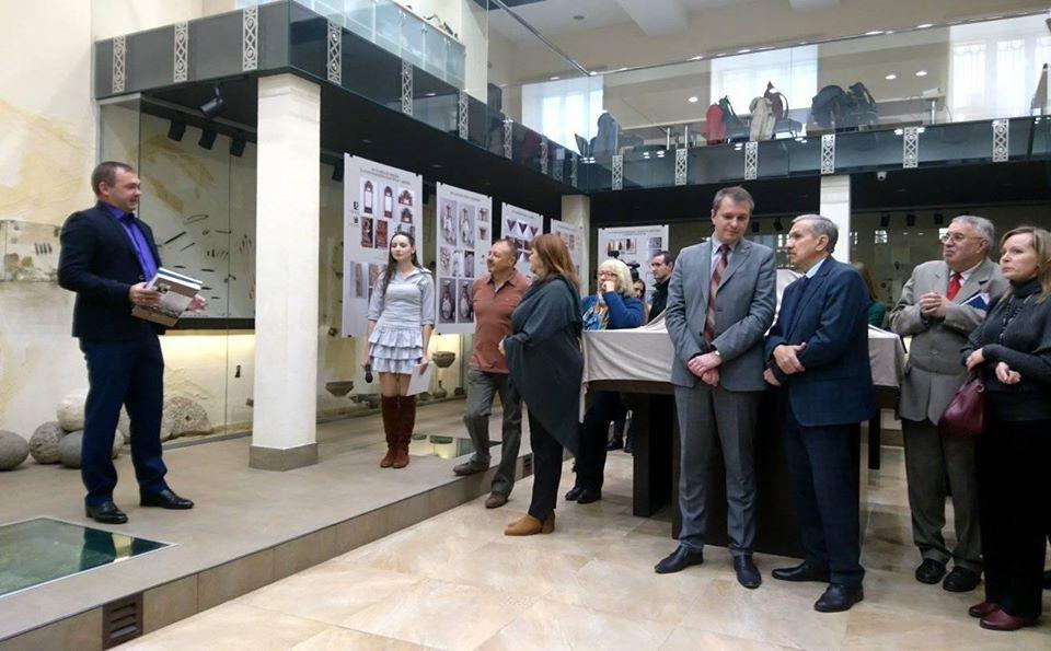 Унікальна виставка відреставрованих артефактів «Покликання — реставрація. 35 років відданої праці»