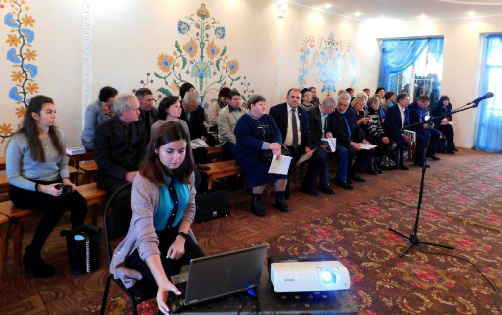 Презентація наукового видання у Котельві