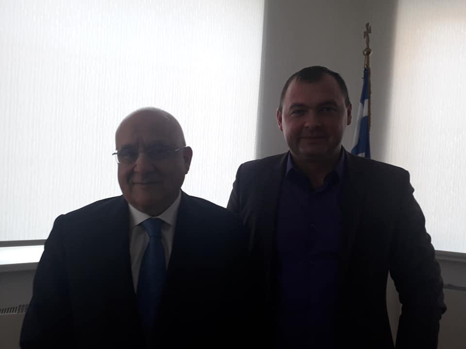 Грецько-українські домовленості щодо співпраці на Більському городищі