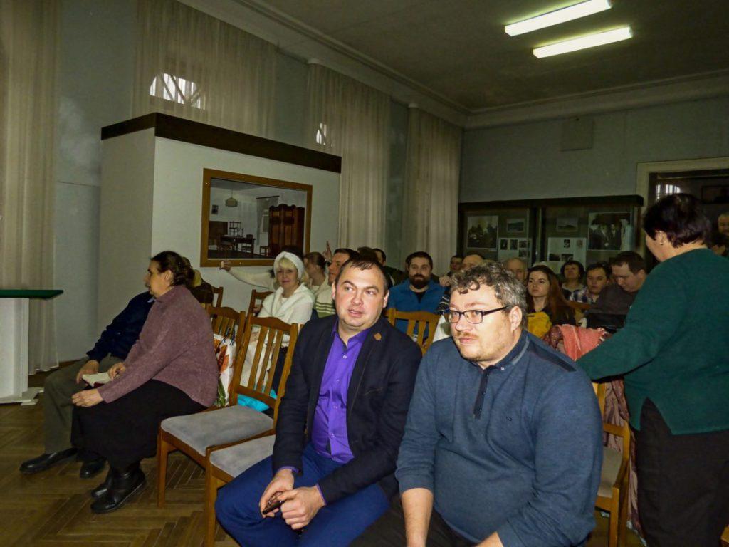 У Полтаві презентували наукові видання про Більське городище