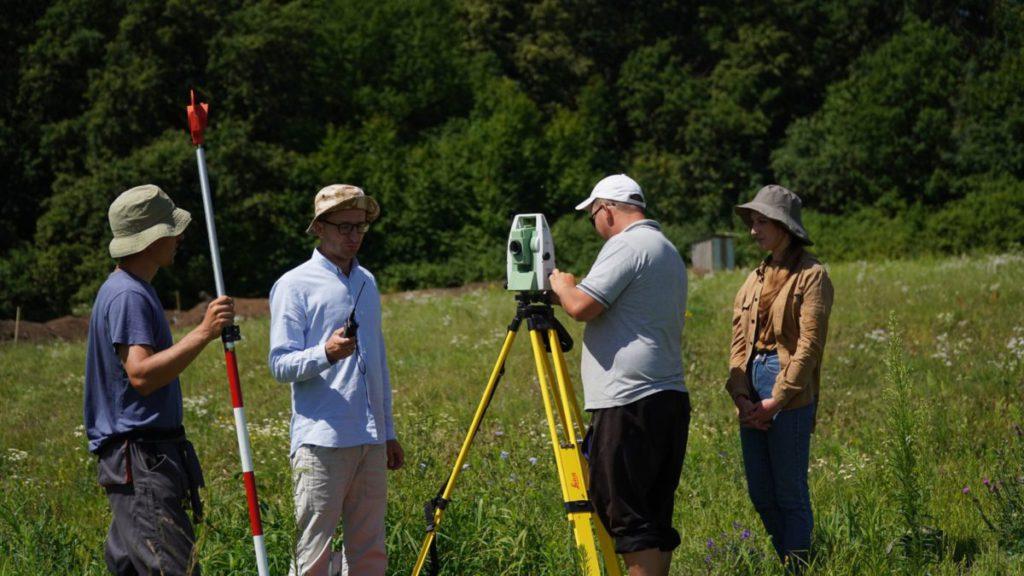 На Більському городищі  тривають археологічні дослідження