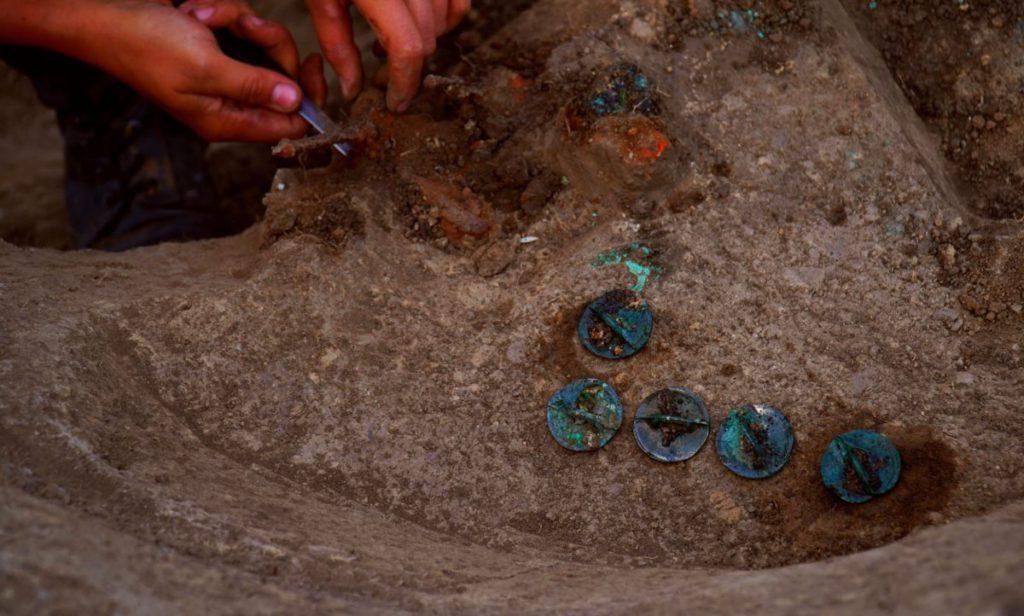 Археологічна експедиція ІА НАНУ завершила дослідження курганів на некрополі Скоробір