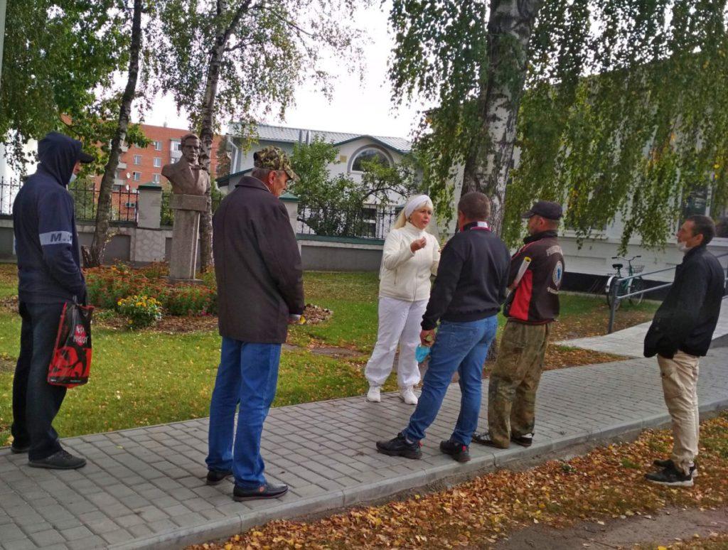 Екскурсія для клієнтів пробації Котелевського районного сектору