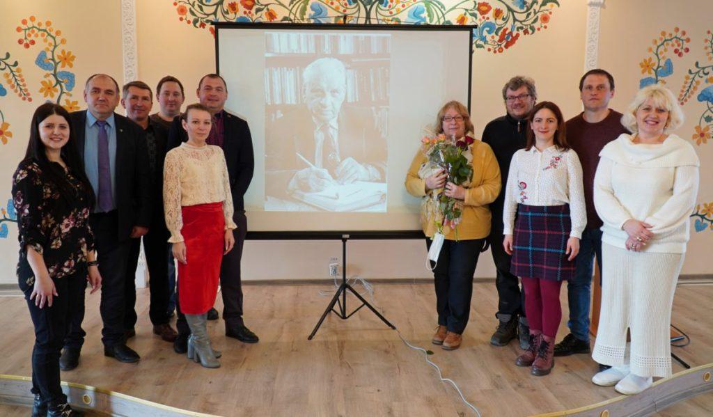 У Котельві відбувся захід з нагоди 100-річчя від дня народження видатного Б. А. ШРАМКА
