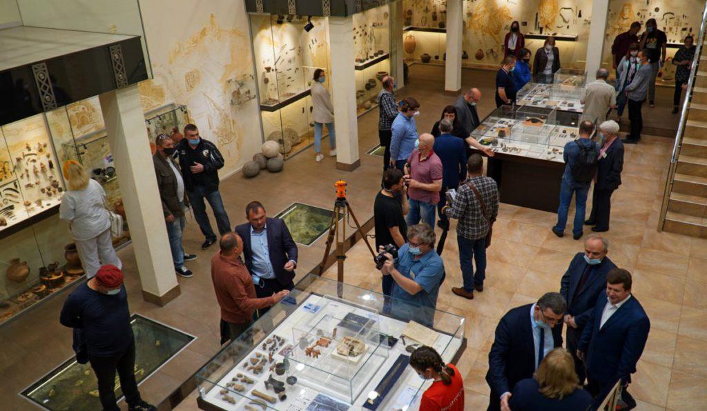 У Харкові відкрилася виставка «АРХЕОЛОГІЯ ЯК СЕНС ЖИТТЯ»
